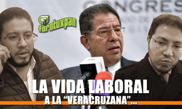 La vida laboral a la «Veracruzana»…