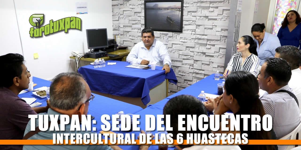 Tuxpan sede del encuentro intercultural de las 6 Huastecas