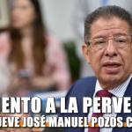 Monumento a la Perversidad promueve José Manuel Pozos Castro