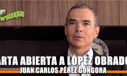 Carta Abierta a López Obrador
