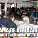 Presentan programa de Regularización de la Zona Federal Marítimo-Terrestre