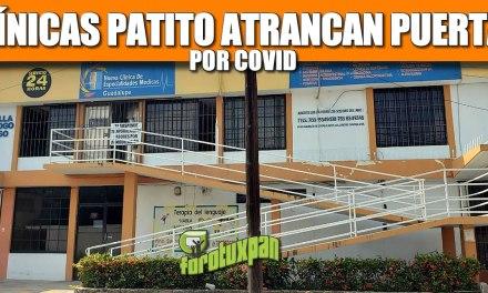 Clínicas PATITO atrancan puertas por COVID