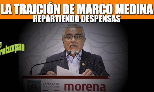 La Traición de Marco Medina