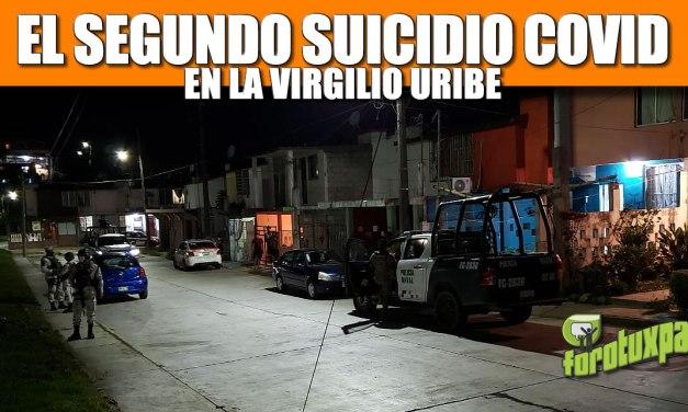 El segundo suicidio COVID en la Virgilio Uribe