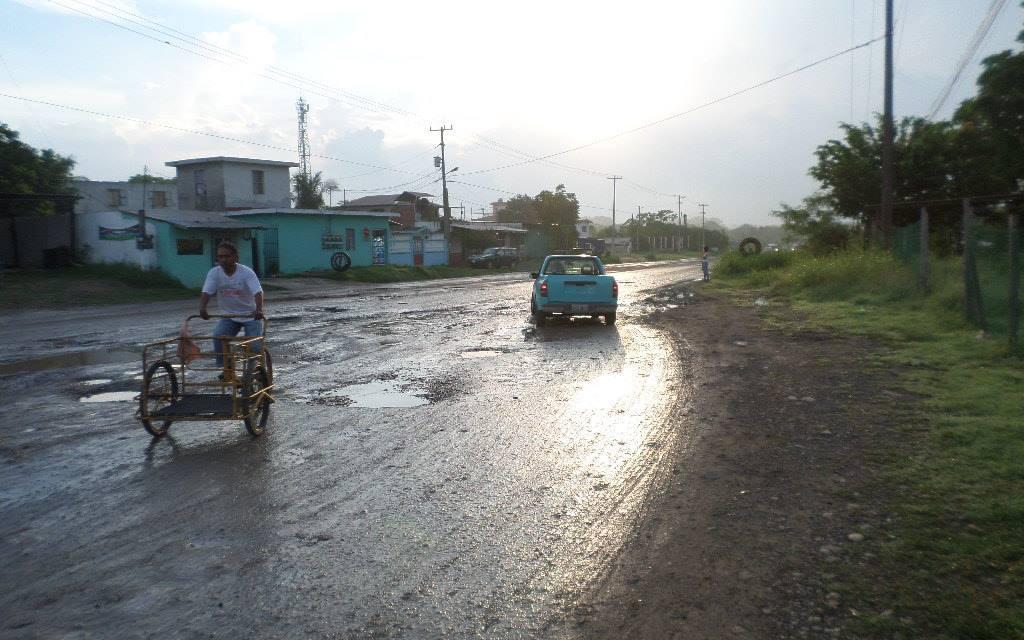 En septiembre iniciará la pavimentación del Libramiento en Tuxpan