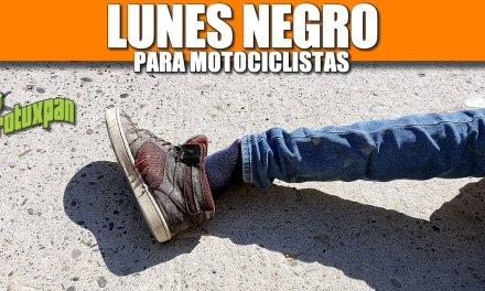 LUNES NEGRO PARA MOTOCICLISTAS