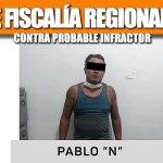 Procede Fiscalía Regional Tuxpan contra posible infractor