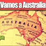 ¡Vamos a Australia!