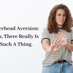 Overhead Aversion