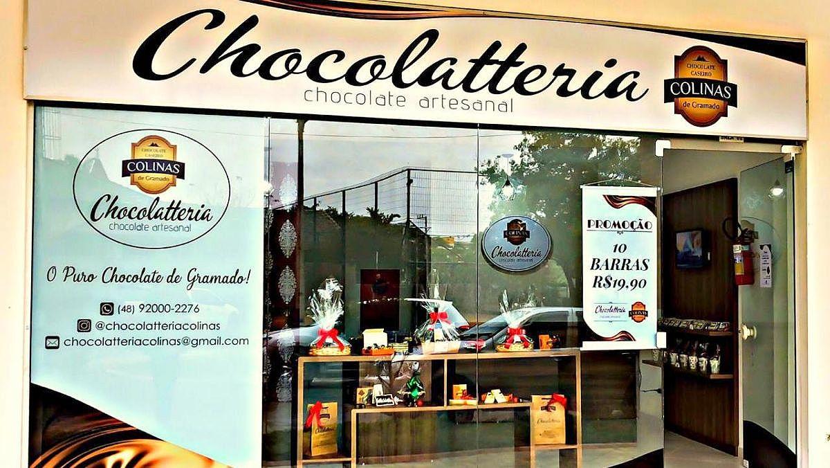 Chocolatteria Colinas: os chocolates artesanais de Gramado à disposição em Forquilhinha - Forquilhinha Notícias