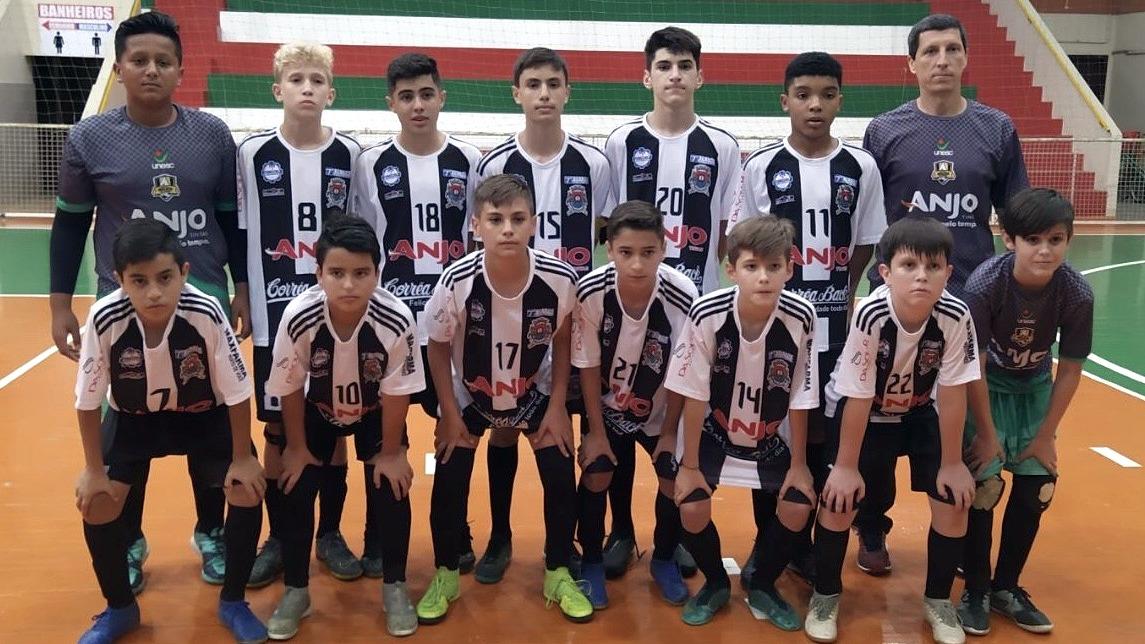 Futsal de Forquilhinha se classifica para a final do Campeonato Regional da LAC - Forquilhinha Notícias