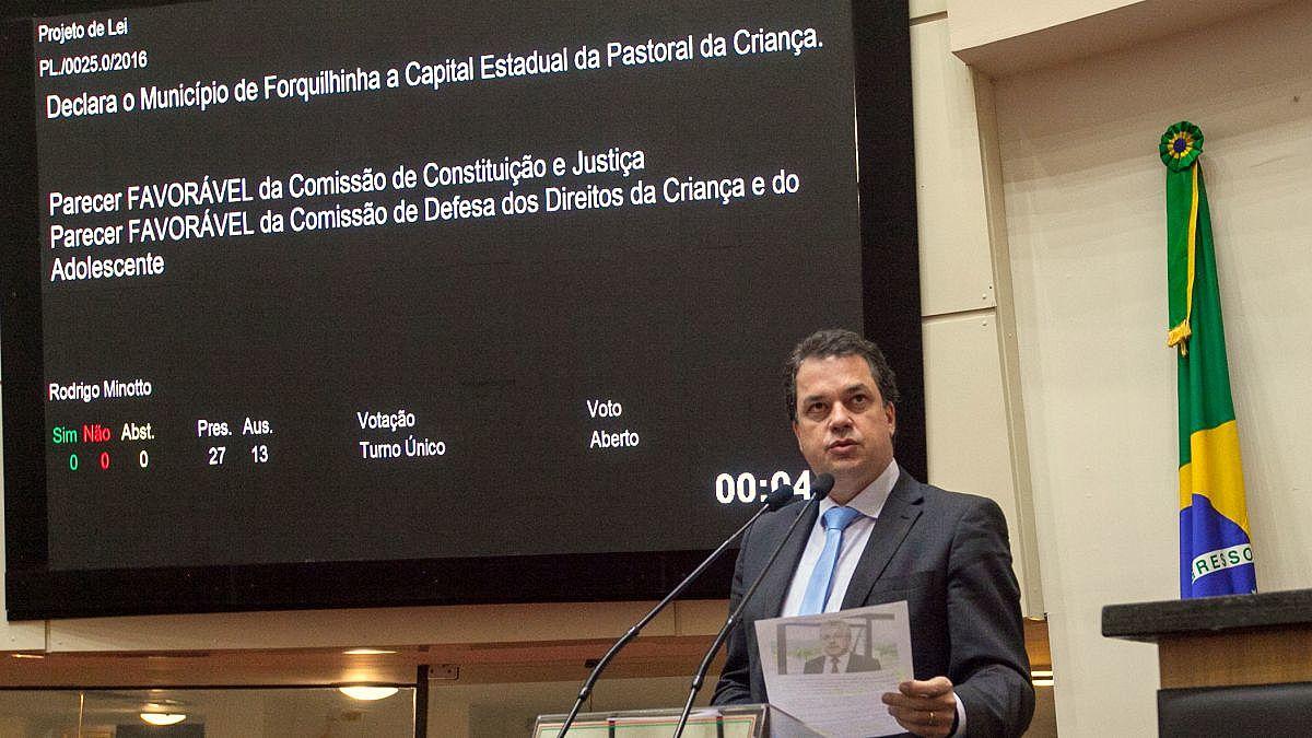 Forquilhinha se tornará a Capital Estadual da Pastoral da Criança - Forquilhinha Notícias