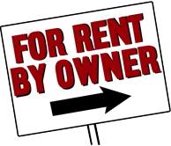 For rent by owner