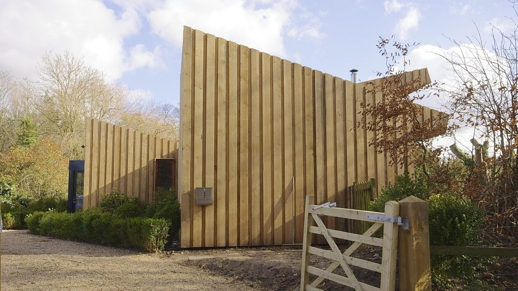 Passive House/Passivhaus | Pond | Norfolk Broads