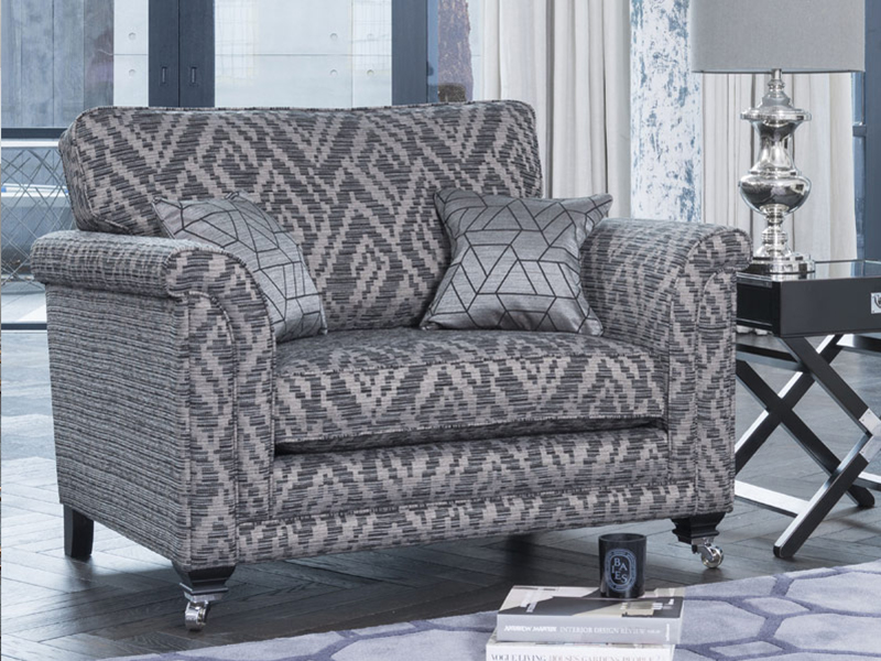 Fleming Fabric Sofa Collection Forrest Furnishing