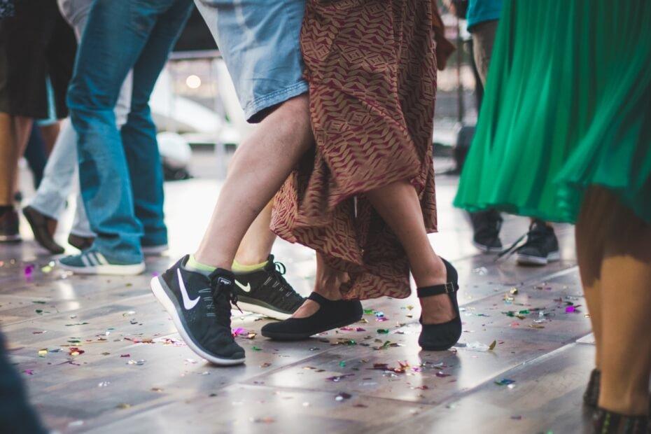 Forró Douro Porto dancing shoes party festival