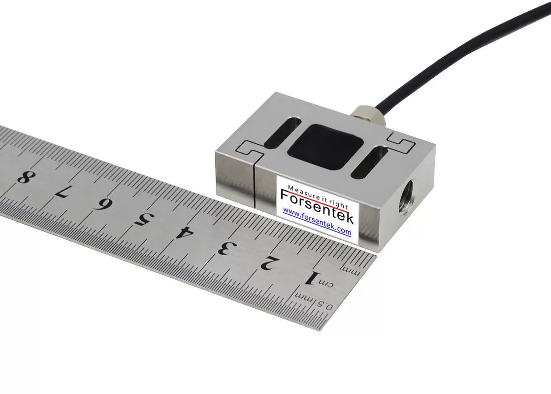 Miniature Size Tension And Compression Load Cell 200kg