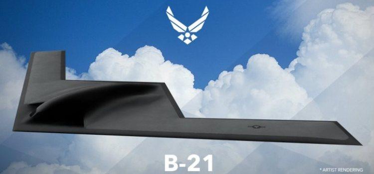 B-21: Next-gen bombefly