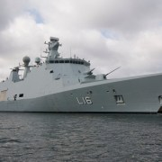 Danmark vil sælge krigsskibe til Australien