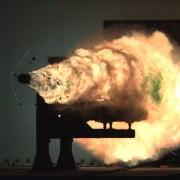 Elektromagnetisk Rail Gun skal testes til søs