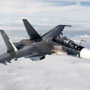 Rusland styrker luftvåben med køb af nye Su-30SM