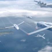 DARPA: En sværm af små 'Gremlins'-droner på vej