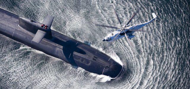 Australien bestiller ubåde for 250 mia. kr. fra DCNS