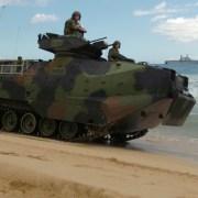 BAE skal levere opgraderede amfibiekøretøjer til Japan