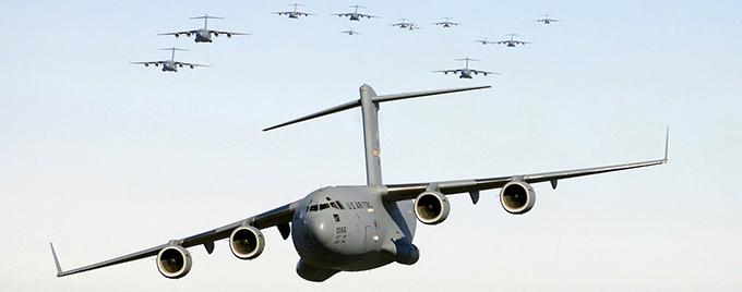 Den Amerikanske Forsvarsindustri