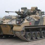 BAE leverer nye 40mm kanoner til britiske kampvogne