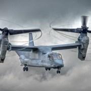 Bell-Boeing skal modificere V-22 Osprey for Japan