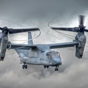 Bell-Boeing skal modificere V-22 Osprey for Japan