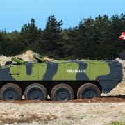 Det danske forsvar modtager GVA systemer fra Leonardo-Finmeccanica