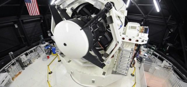 DARPA overleverer rumteleskop til U.S. Air Force