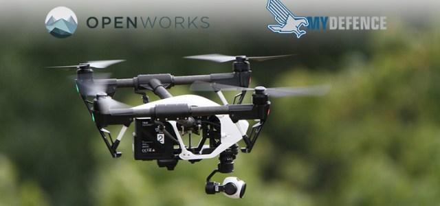 MyDefence indgår samarbejde med OpenWorks om Counter-UAV teknologi