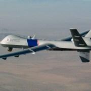 Predator B UAV tracker ballistiske missiler i test