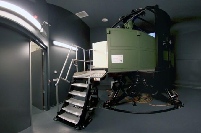 Rheinmetall-simulator