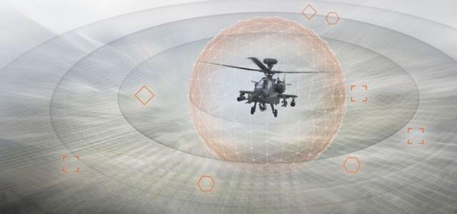 BAE Systems afslører 3D warning system til fly
