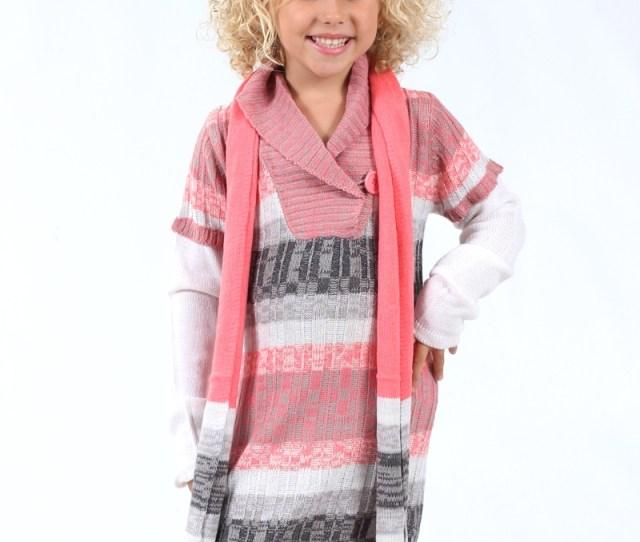 Derek Heart Girls Sweater Dress