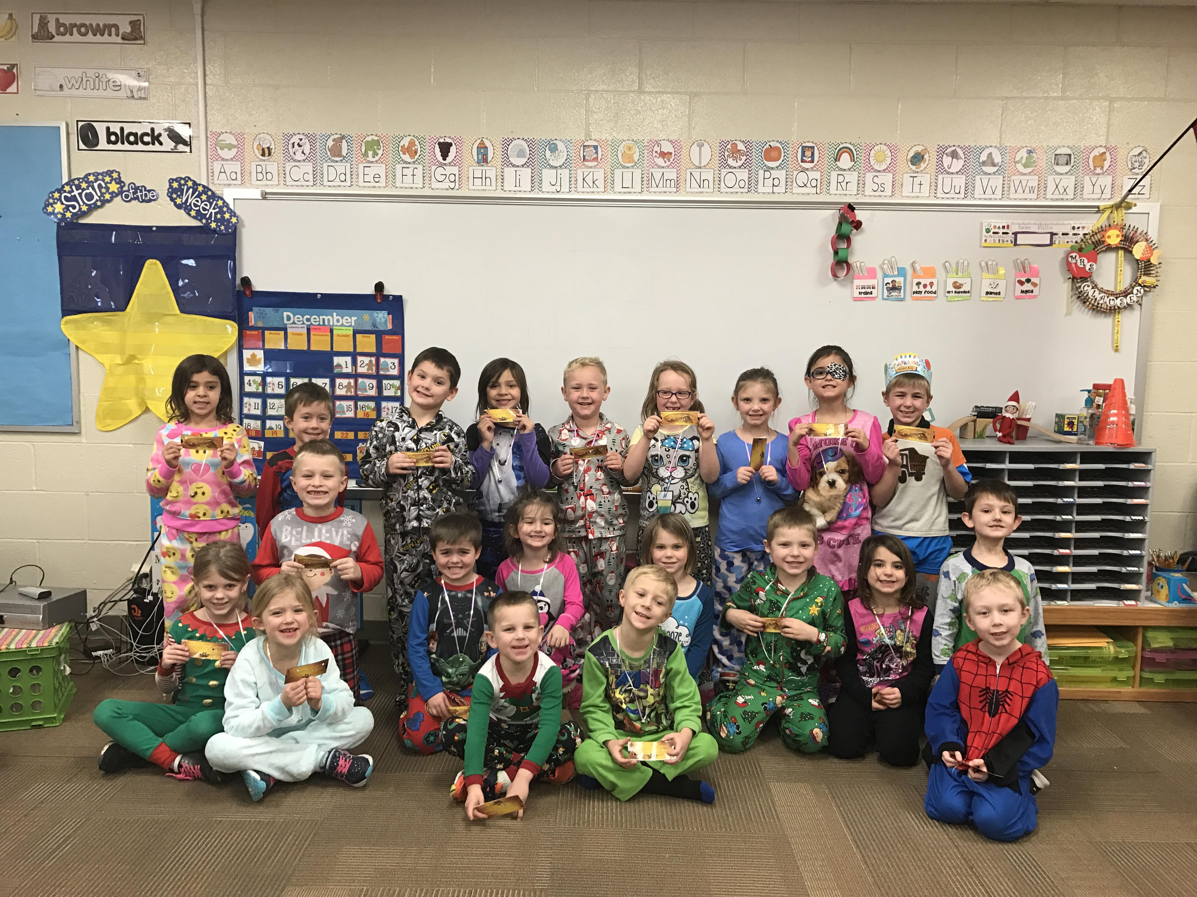 Kindergarten Holiday Activities