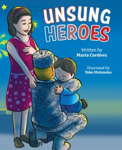 "Image of book cover ""Unsung Heroes"""