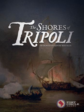 Shores of Tripoli Game Box