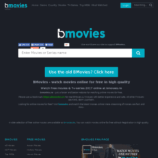 Sites Like GoMovies