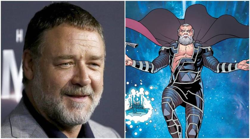 Thor: Love and Thunder Russell Crowe