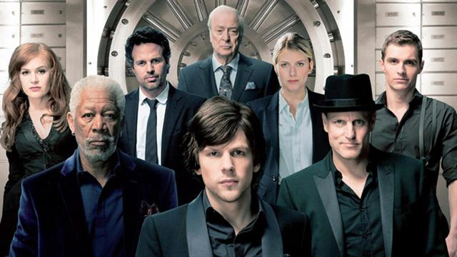 if you liked La Casa di Carta Now You See Me - The Wizards of Crime