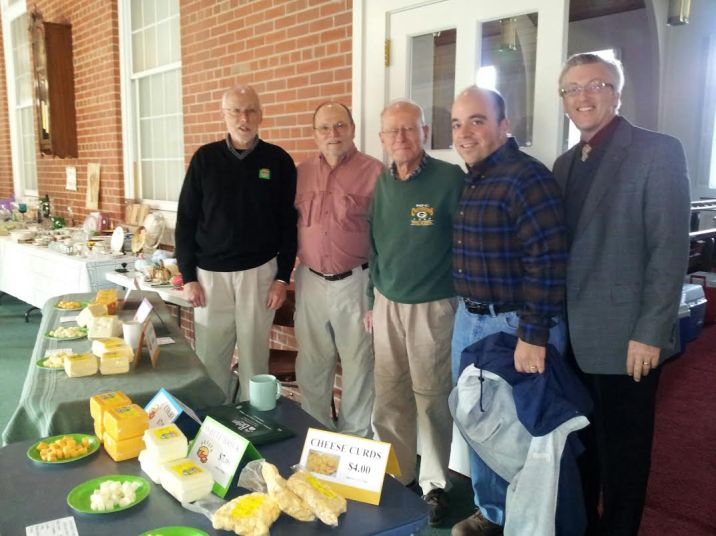 Country Fair Cheese Sale Crew