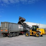 loading lorry