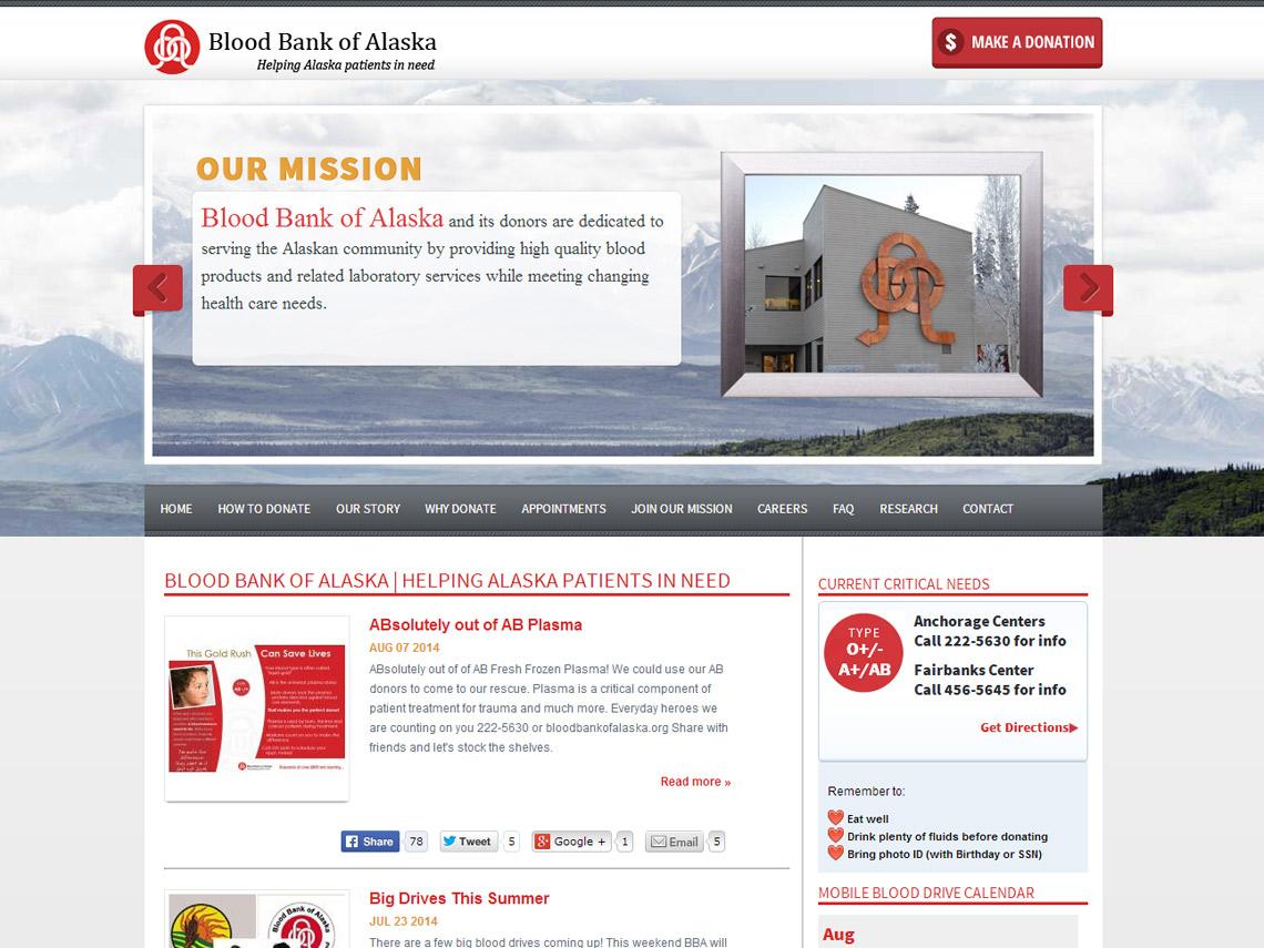 Blood Bank of Alaska