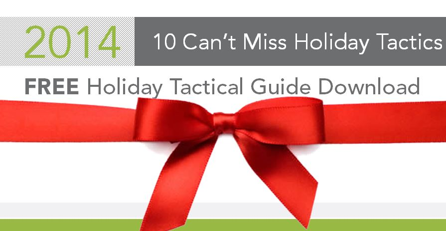 Free 2014 Holiday Tactics Guide