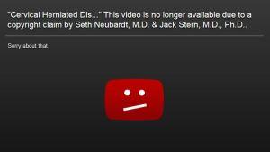 YouTube removes stolen video
